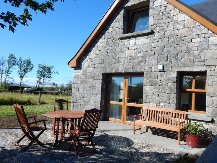 The Shed, Carron, in the heart of the Burren