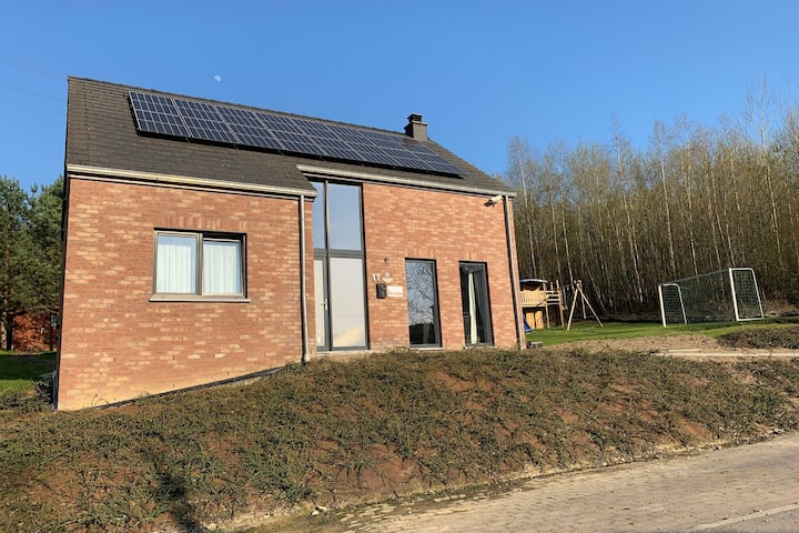 Beautiful Holiday Home in Barvaux-sur-Ourthe with Sauna