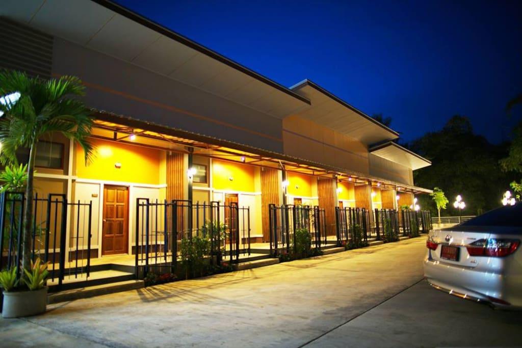 Blk hotel krabi airport hotel for Boutique hotel krabi