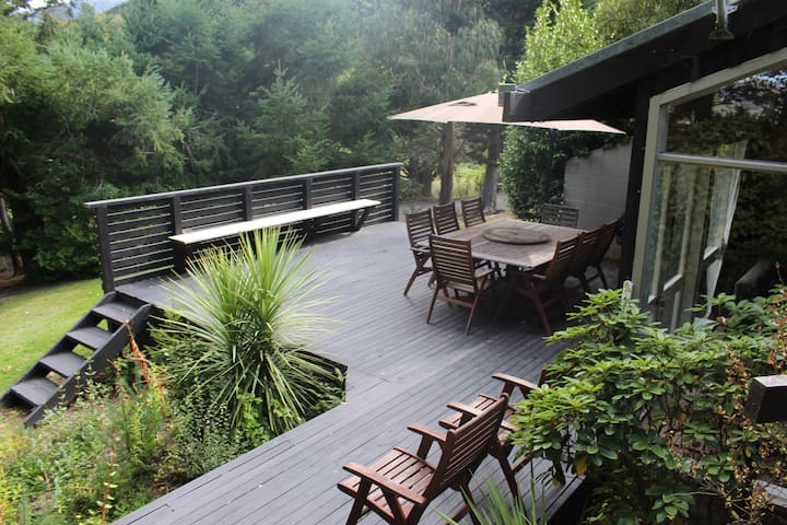 Secluded Family Haven at 64 Jacks Pass, Hanmer
