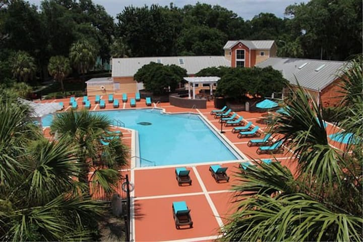 University Commons Apt - Gainesville - Huoneisto