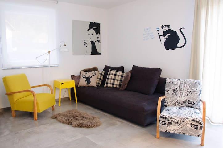 A modern flat for 6-8 people - Kranjska Gora - Daire