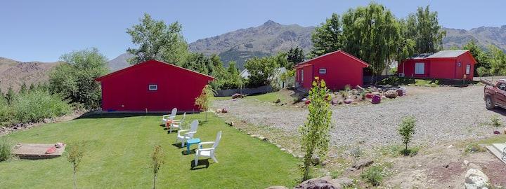 Cabañas La Lila HUINGANCO - Cabaña dos dormitorios