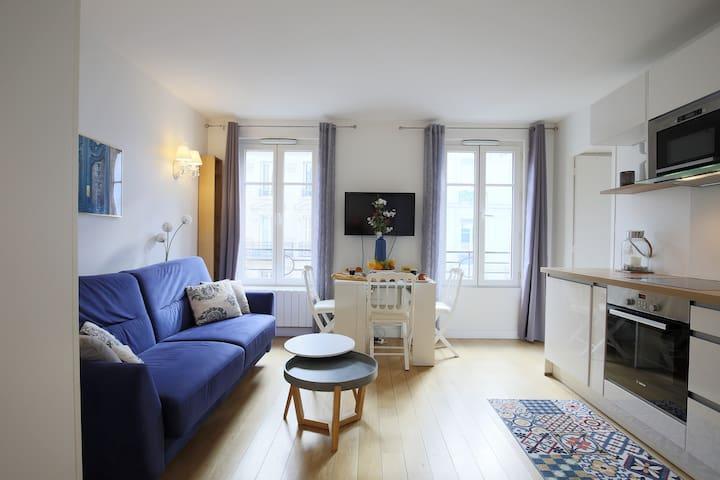 PARIS Centre Saint-Lazare - Location Moyenne Durée