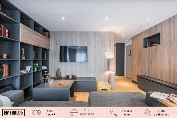 LOVOA - Design apartment with sauna and hammam