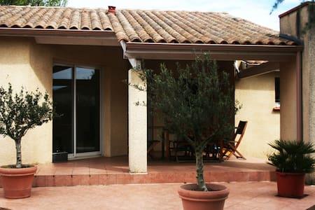 Villa T5 Toulouse Jardin - Toulouse - Villa