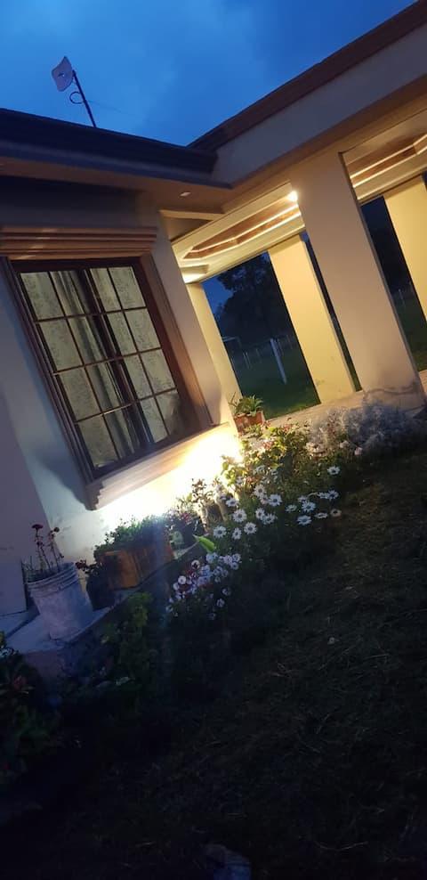 Alojamiento por noche