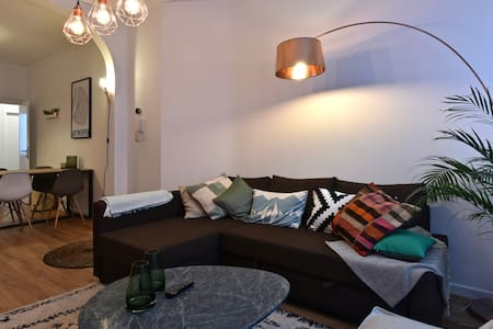 brand new ground floor apartment & terrace - Antwerpen