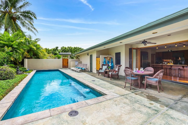 Tranquil, Elegant and Spacious!  Private luxury home with a pool.