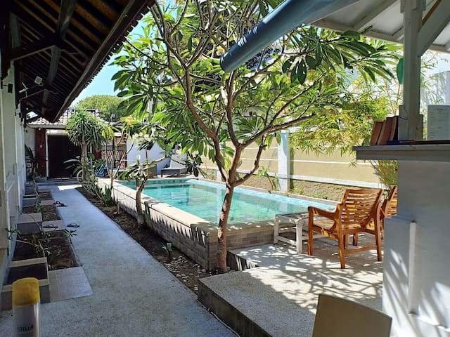 Location 100 m from beach! Villa PhyPhy 3 Gili T