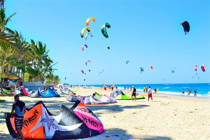 BIG BLUE KITE CABARETE NEO 2