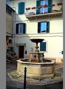 La Fontana di Pietra b&b camera verde - Nerola