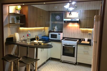 Fully modern furnished apartment in elrehab city