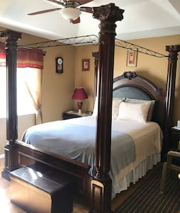 Large Bedroom w/ Private bath (No Extra Fees)