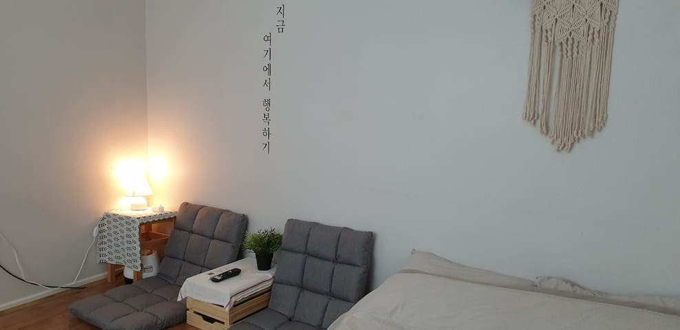 Cozy room near suncheon ktx Stn.