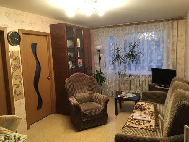 3-room apartment FIFA 2018