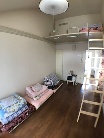 Entire home in quiet neighborhood - Nagoya-shi - Apartamento