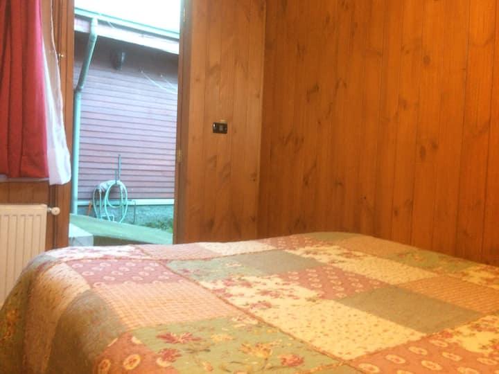 Habitación Individual cama Queen