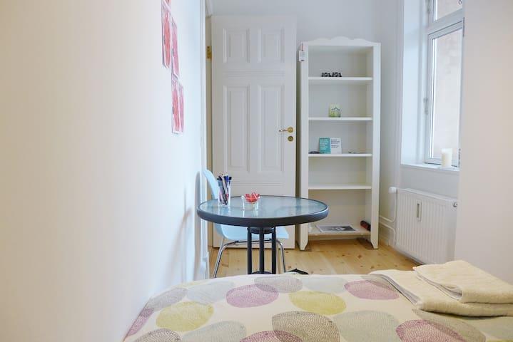 The very nice room in Copenhagen city - København - Apartment