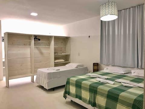 Apartamento em São Miguel do Gostoso 1