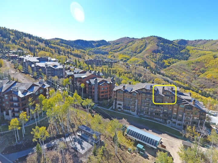 Chic Empire Pass Condo with Family-Friendly Layout and Prime Ski Access