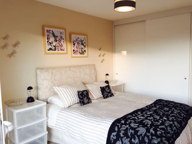Hermosa habitación+baño, next Airport+Outlets - Quilicura - House