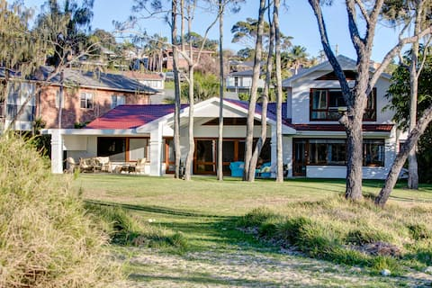 OnShore Beach House, Coffs Harbour.