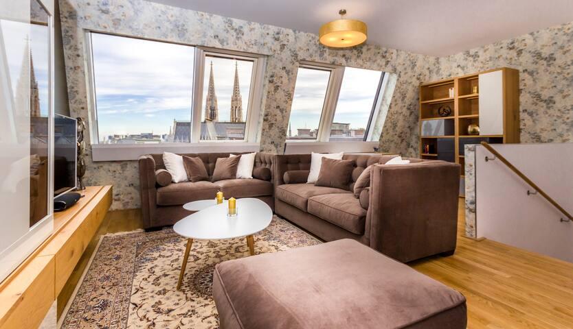 Abieshomes Serviced Apartments - Votivpark P8