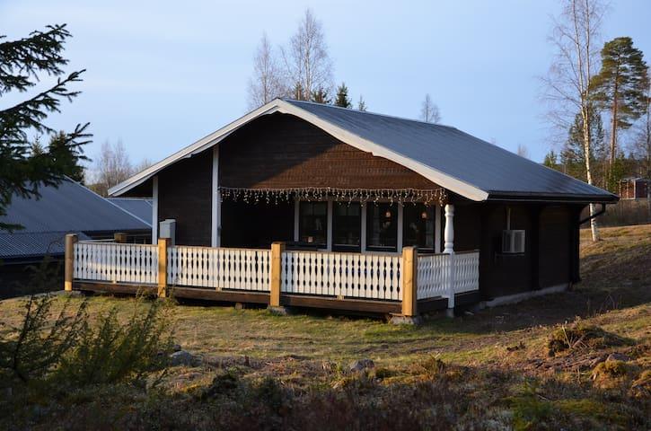 Gusjövägen 321 vid Kläppen Ski Resort