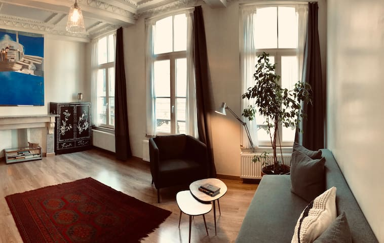Charming apartment - In the very heart of Brussels
