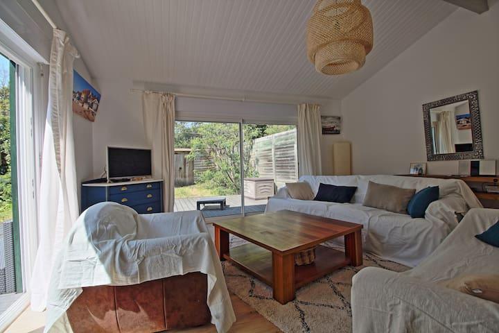 Villa Cap Ferret pour 6-7 personnes