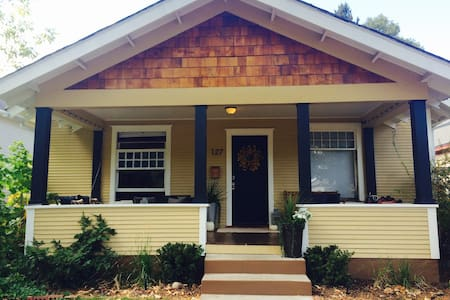 Old Town Bungalow - Fort Collins - Casa