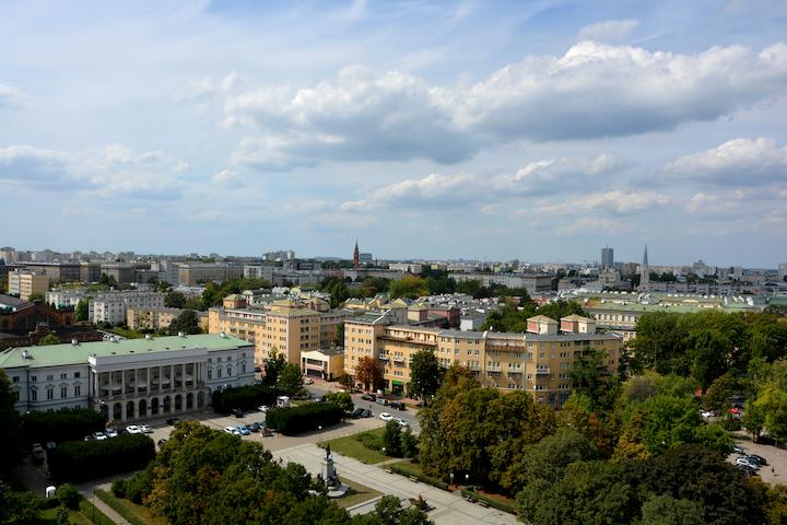 View Apartment Marszałkowska