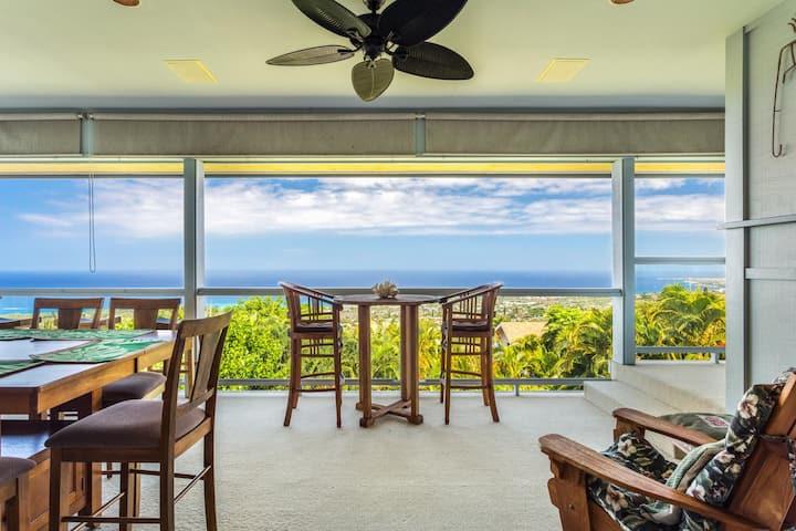 Ocean View from Lyke Mauna Hale