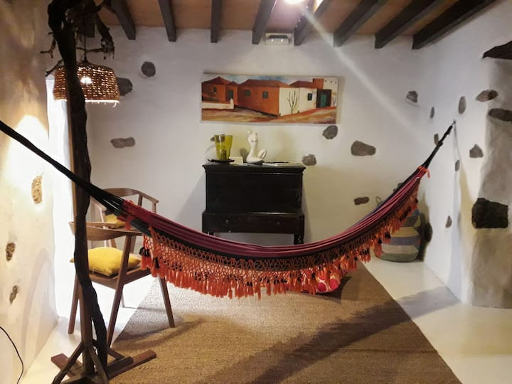 Luana rustic house, Teguise