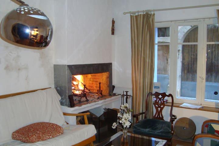 Maison de village en pays cathare - Peyriac-Minervois - Haus