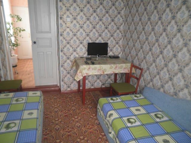 Комфортный недорогой отдых в Очакове