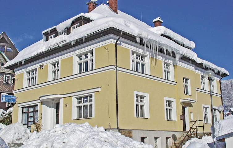 Holiday apartment with 1 room on 45 m² in Rokytnice n/Jizerou