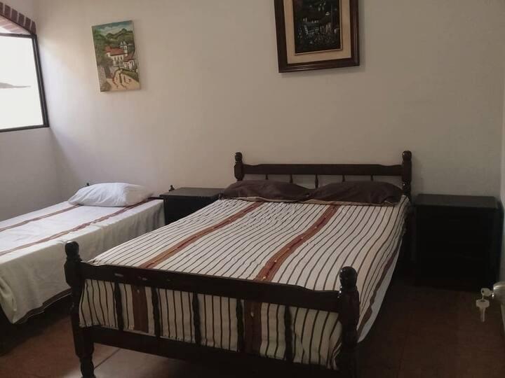 Oasis de tranquilidad y seguridad en Teguz