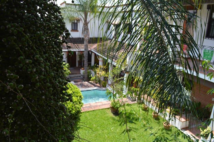 Habitación Colonial en Oaxtepec, Morelos