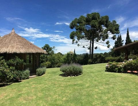 Lovely house at Campos do Jordão