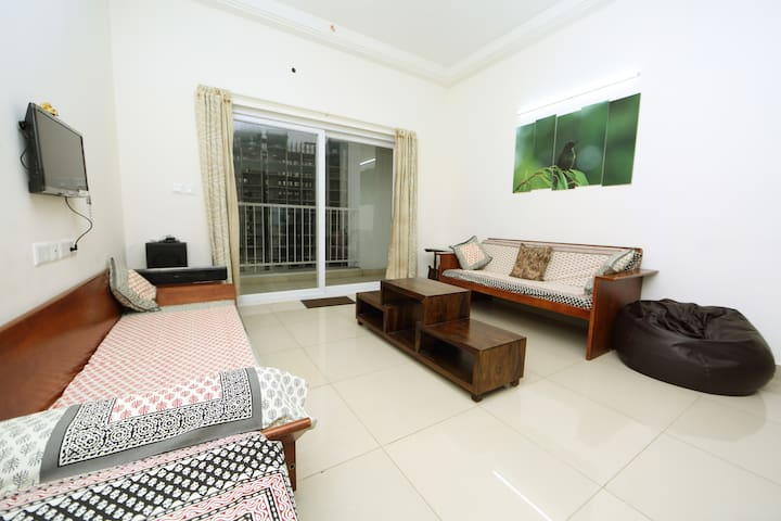 Jeevan's Pent House - ONLY FOR FAMILIES