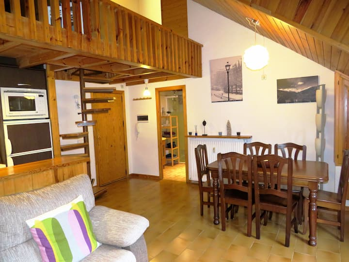 Cozy Duplex in the heart of Vielha