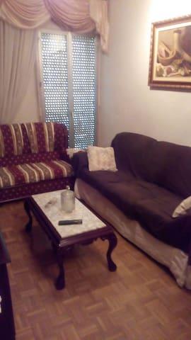 Great room in Moncloa — Argüelles - Madrid - Haus