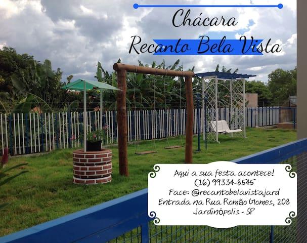 Chácara Recanto Bela Vista
