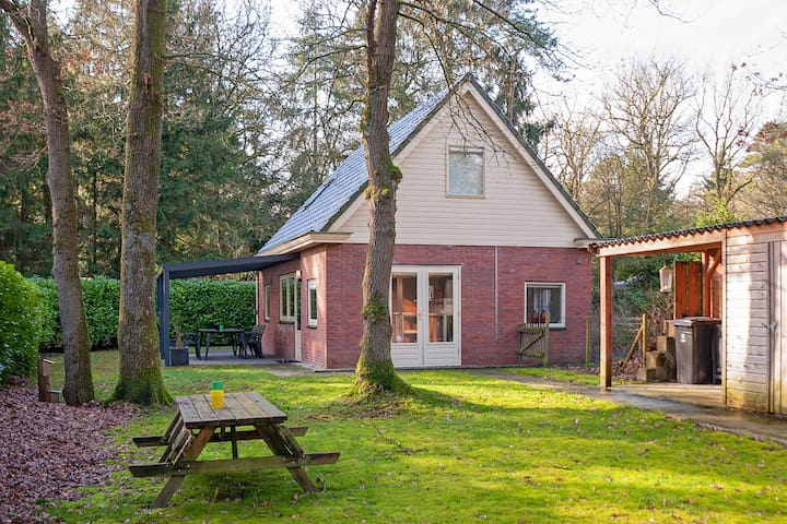 Attractive Holiday Home in Norg in the Countryside