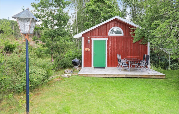 Awesome home in Uddevalla with 1 Bedrooms