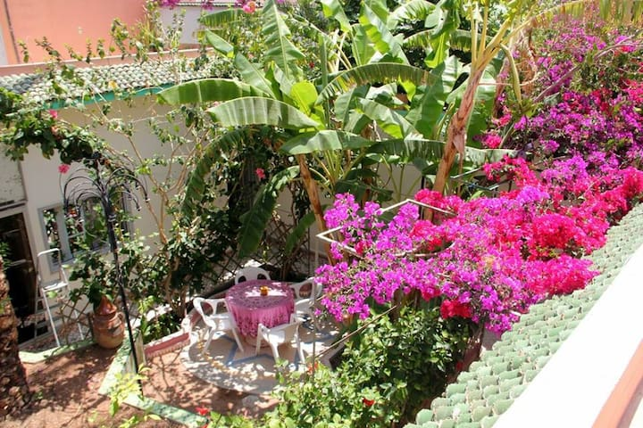 GARDEN RIAD APARTMENT IN TAMRAGHT/AGADIR