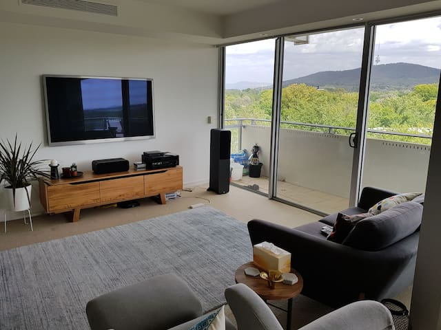 Central, space, style, views! 2 bdr apartment