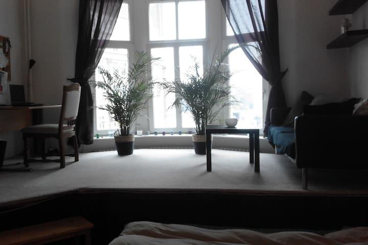 großes, sonniges Zimmer (Ideal für Messegäste) - Hannover - Byt